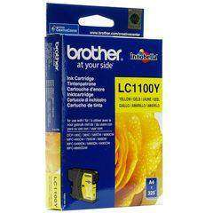 Brother LC1100Y Yellow Ink